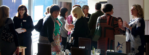 Women Ahead lunchtime networking