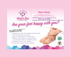 Learn more about Heal 'n Toes