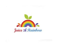 Juice A Rainbow logo