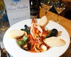 Learn more about The Blue Marlin Seafood Restaurant
